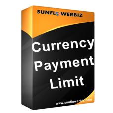 [Opencart] Currency Payment Limit