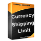 [Opencart] Currency Shipping Limit