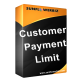 [Opencart] Customer Payment Limit