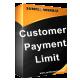 [Opencart] Customer Payment Limit
