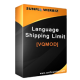 [Opencart] Language Shipping Limit