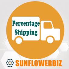 [Prestashop] Percentage Shipping