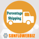 [Prestashop] Percentage Shipping