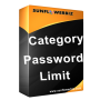 [Opencart] Category Password Limit