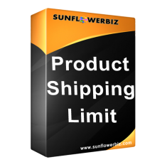 [Prestashop] Product Shipping Limit