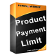 [Magento] Product Payment Limit