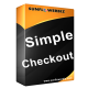 [Magento] Simple Checkout Without Address