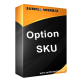 [Opencart] Option SKU