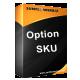 [Opencart] Option SKU