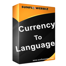 [Opencart] Link Currency to Language