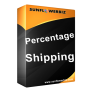 [Prestashop] Percentage Shipping Module